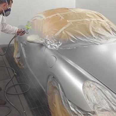 Peinture voiture Carrosserie Nicosia